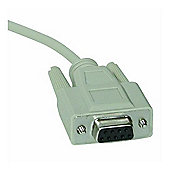 Cables to Go 3m DB9 Monitor Cable Beige/Grey