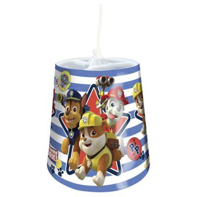 Paw Patrol lampshade