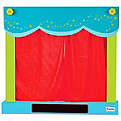 Fiesta Crafts Carry Case Puppet Theatre and Shop