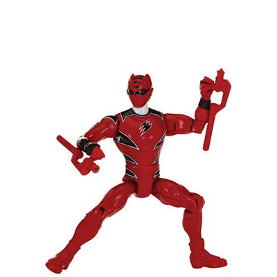 Power Rangers Super Megaforce - 12.5cm Jungle Fury Red Ranger Action Figure