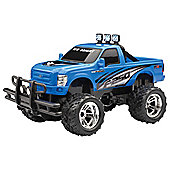 New Bright 1:16 Ford F-250 RC Car Blue