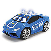 Happy Lamborghini Remote Control Police Car