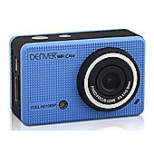 Denver Blue ACT-5020TW HD Action camera with Screen & Phone App