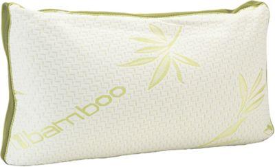 Bamboo Organic Memory Foam Box Pillow Anti Allergy Support