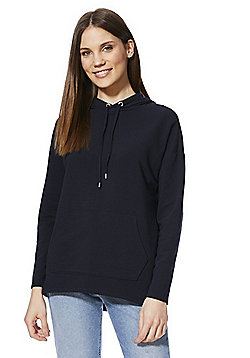 F&F Jersey Hoodie - Navy