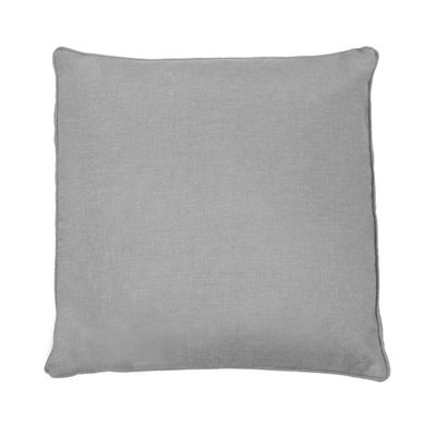 Julian Charles Luna Silver Grey Luxury Square Cushion Cover