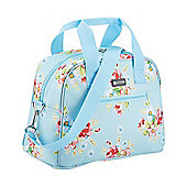 KitchenCraft Coolmovers 11.5 Litre Floral Chintz Holdall Style Cool Bag