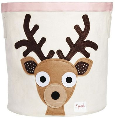 Bambi, Brown Deer Storage Bin
