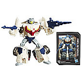 Transformers Generations Deluxe Autobot Throttle and Breakaway Figure