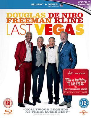 Last Vegas (Bluray & Uv)