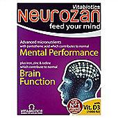 Vitabiotics Neurozan Tablets - 30 Tabs