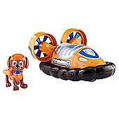 Paw Patrol Vehicle and Pup Zuma's Hovercraft