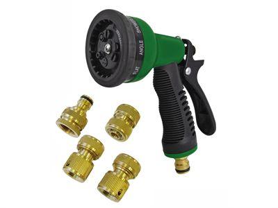Faithfull Garden Spray Kit Set of 5