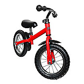 Safetots Ultimate Balance Bike Red