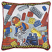 Lego City Cushion