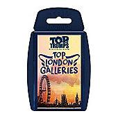 Top Trumps - Top London Galleries