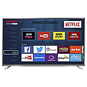 Sharp 43 Inch LC-43CUG8462KS 4k Ultra HD Smart LED TV With Freeview HD