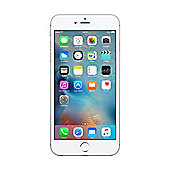 Tesco Mobile iPhone 6s Plus 128GB Silver