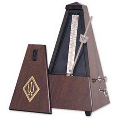 Wittner 811MM Metronome - Mahogany Matt with Bell
