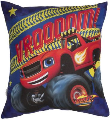 Blaze and the Monster Machines Cushion - Zoom