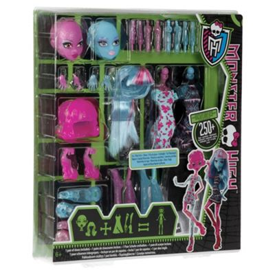 Monster High Blob & Ice Girl Create a Monster Pack