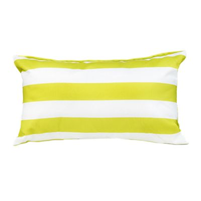 Gardenista Stripe Lime 12