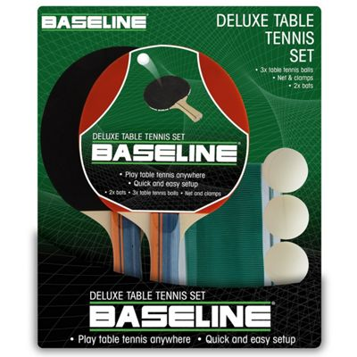 Toyrific TY5854 Deluxe Bastline Table Tennis, Ping Pong Set
