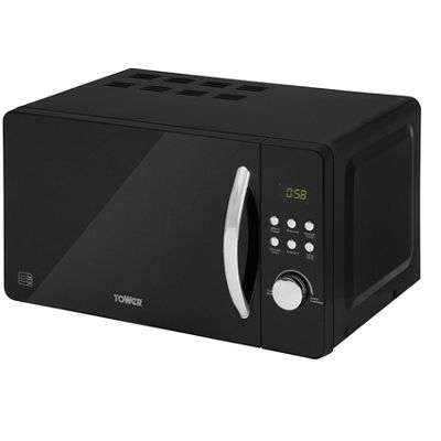 Tower T24012 Digital Microwave Oven - Black
