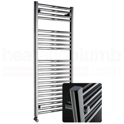 DQ Heating Metro Towel Rail 800mm High x 300mm Wide