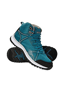 Mountain Warehouse PICCHU WOMENS WATERPROOF BOOT - Teal