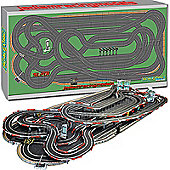 SCALEXTRIC Digital Set SL201 JadlamRacing Layout C7042 6 cars