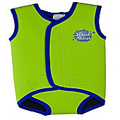 Splash About BabyWrap Large (Lime/Navy)