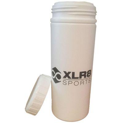 XLR8 Sports Cycling Tool Storage Bottle White 750ml