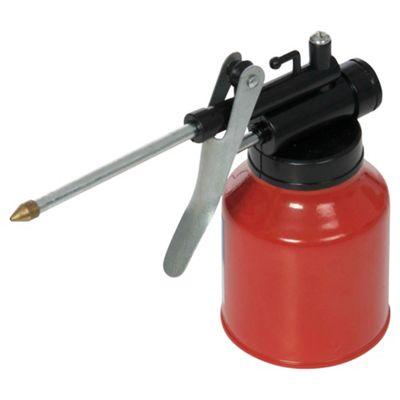 Silverline Oil Can