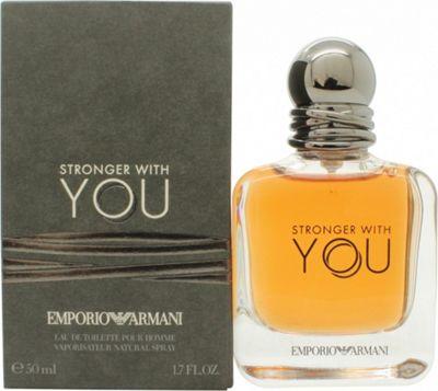 Giorgio Armani Stronger With You Eau de Toilette (EDT) 50ml Spray For Men