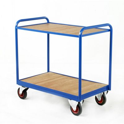 TT350 Series Heavy Duty Tray Trolley 1200mm High