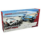 Micro Scalextric Off-Road Mayhem Set