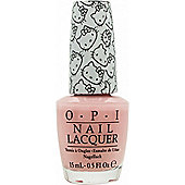 OPI Hello Kitty Nail Lacquer 15ml - Small & Cute