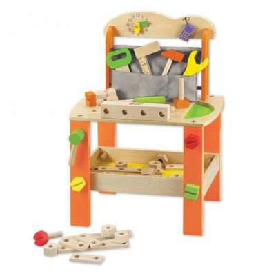 Classic World Wooden Toy Bench