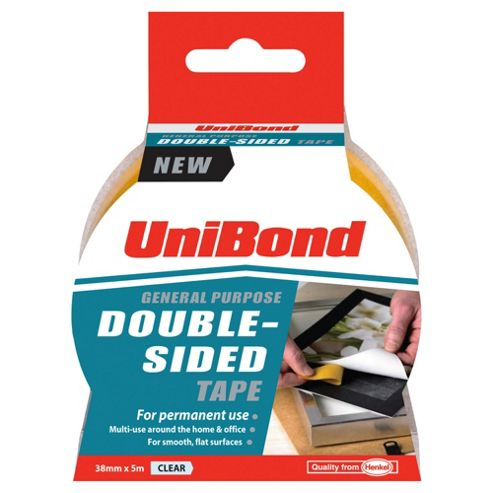 UniBond General Purpose Double Sided Tape
