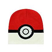 Pokemon Pokeball Beanie - Multi