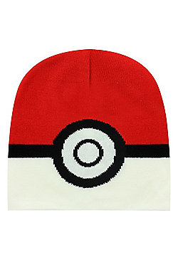 Pokemon Pokeball Beanie - Multi