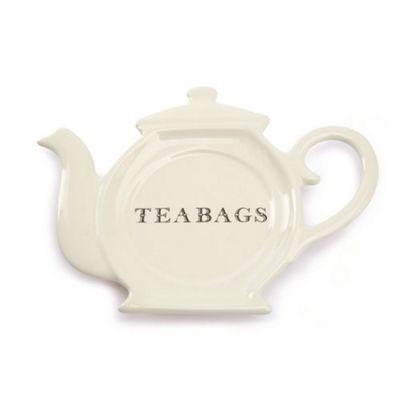 David Mason Design Magestic Tea Bag Tidy