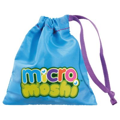 Moshi Monsters Micro Moshi Collector Bag- Assortment – Colours & Styles May Vary
