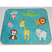 Funky Animals Lightweight Mat - 95 x 70 cm
