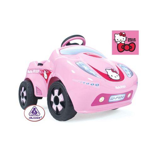 Hello Kitty 6V Ride-On Car