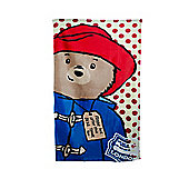 Paddington Bear Printed Beach Towel
