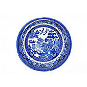 Churchill Blue Willow Salad Plate 20cm