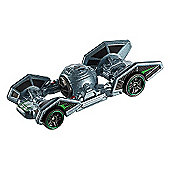 Hot Wheels Star Wars Carships - Tie Fighter