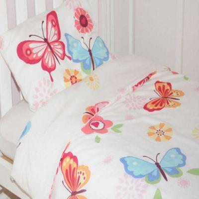 Butterflies, Toddler Bedding Set